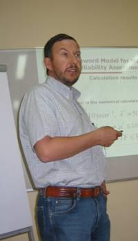 Lev Khvatskin, PhD